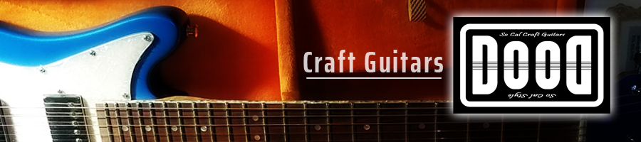 Dood Craft Guitars